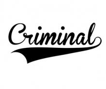 BMX фирма Criminal