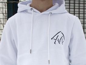 Mayday Logo White