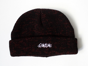 Mayday Patch beanie