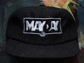 Mayday Tweed BLACK