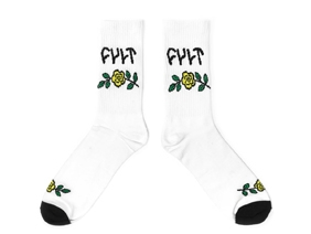 Cult Cult IN BLOOM socks