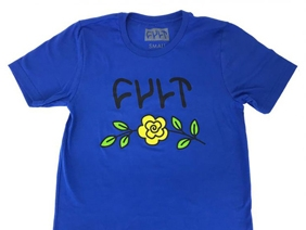 Cult In bloon tee