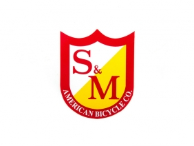 S & M Shield Logo Small