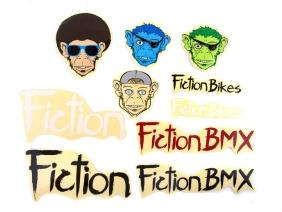 Fiction комплект 12шт