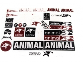 Animal NEW Sticker Pack