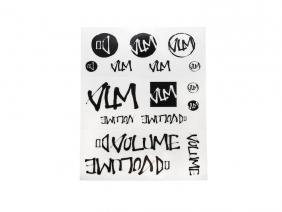 Volume Лист наклеек