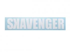 Skavenger Logo плоттерная