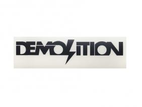 Demolition плоттерная