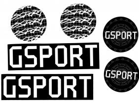 G-SPORT Стикерпак
