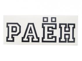 РАЁН Classic Logo