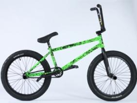 Stolen X Fiction CUSTOM Bike
