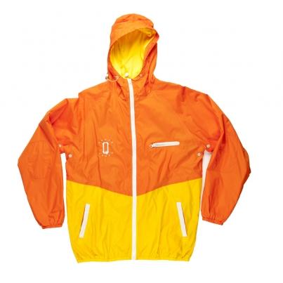 Куртка Quintin Landing, цвет Оранжевый