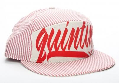 Кепка Quintin Large Hit, цвет Красный