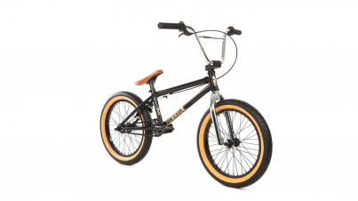 BMX Велосипед FitBikeCo Eighteen, цвет Чёрный
