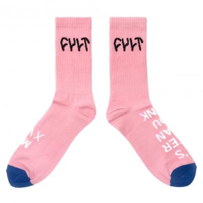 Носки Cult Cult ILTYT, цвет Розовый