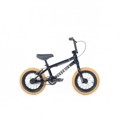 BMX Велосипед Cult Cult Juvi 12 A, цвет Чёрный