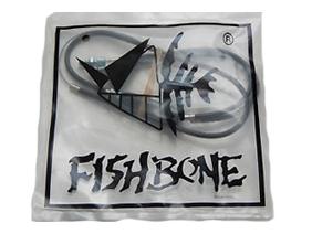 Тормоз No-name Fishbone тросик для ротора, цвет Чёрный
