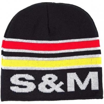 Шапка S & M Retro , цвет Чёрный