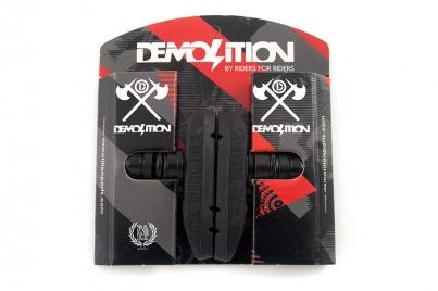 Тормоз Demolition колодки, цвет Чёрный