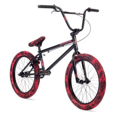 BMX Велосипед Stolen Casino XL 2018, цвет Красный-Шторм