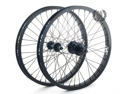 Колесо Revenge комплект (переднее и заднее колесо), цвет Чёрный