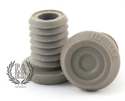Баренды FlyBikes Plastic , цвет Серый