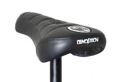Седло Demolition MC Seat, цвет Чёрный