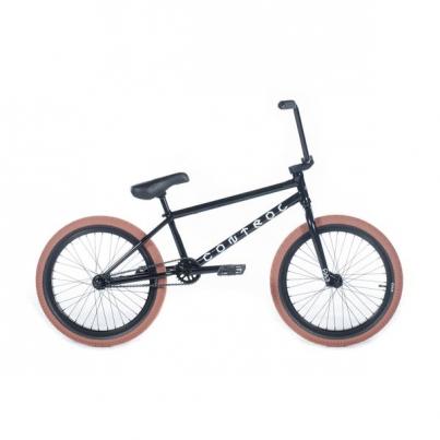 BMX Велосипед Cult Control A (2018), цвет Чёрный