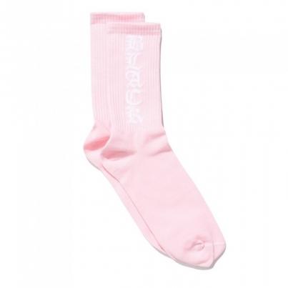 Носки Ziq & Yoni TRPL BLK, цвет Розовый