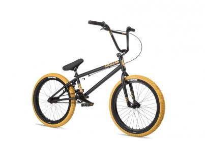 BMX Велосипед Stolen Casino XS (2017), цвет Чёрный