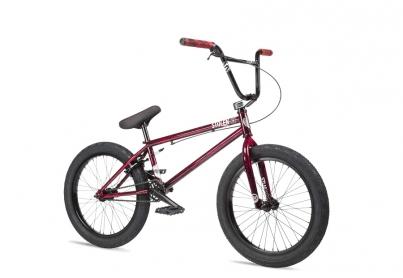 BMX Велосипед Stolen Heist (2017), цвет Красный-Шторм