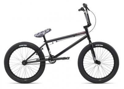BMX Велосипед Stolen Casino XL (2018), цвет Чёрный