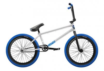 BMX Велосипед Stranger Level (2018), цвет Серый