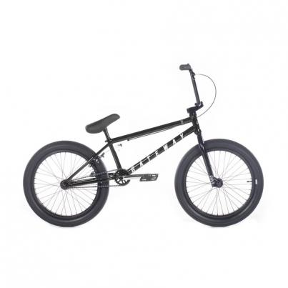 BMX Велосипед Cult GATEWAY A 2019, цвет Чёрный