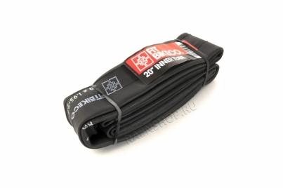 Камера FitBikeCo tube, цвет Чёрный