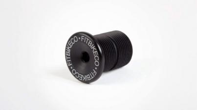 Вилка FitBikeCo Болт в Вилку М24, цвет Чёрный