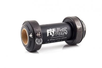 Каретка FlyBikes Rotar, цвет Чёрный