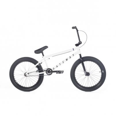 BMX Велосипед Cult GATEWAY C 2018, цвет Белый