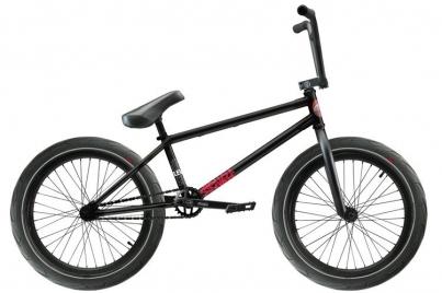 BMX Велосипед Stranger Level FC 2017, цвет Чёрный