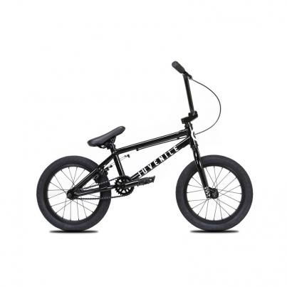 BMX Велосипед Cult Juvenile 16, цвет Чёрный