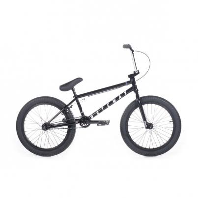 BMX Велосипед Cult GATEWAY JR BLACK 2019, цвет Чёрный