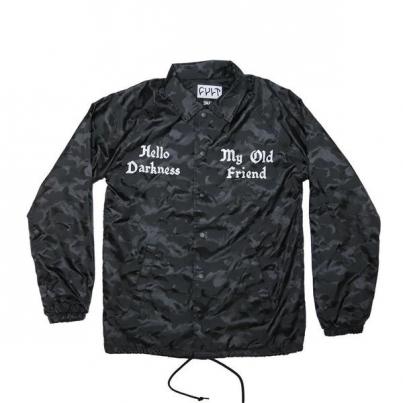 Куртка Cult Hello Darkness, цвет Серый шторм