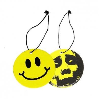 Cult Ароматизатор в авто Smile, цвет Жёлтый