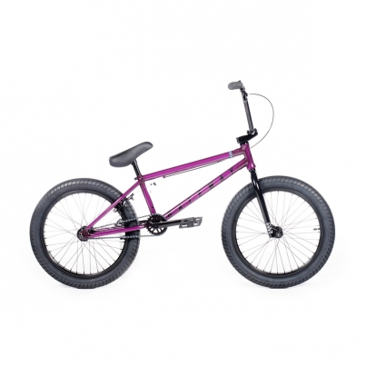 BMX Велосипед Cult GATEWAY JR Purple 2018, цвет Фиолетовый