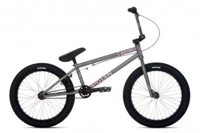 BMX Велосипед Stolen Casino XL RHD 2016, цвет Безцветный