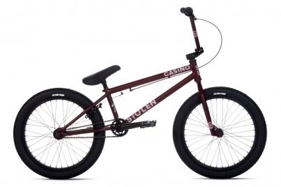 BMX Велосипед Stolen Casino RHD 2016, цвет Красный