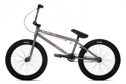BMX Велосипед Stolen Casino XL LHD 2016, цвет Безцветный