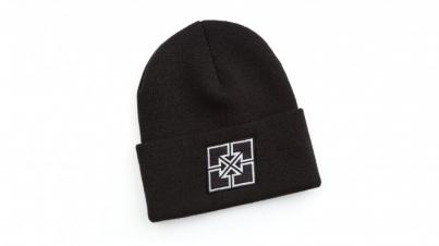 Шапка FitBikeCo Key Hat, цвет Чёрный