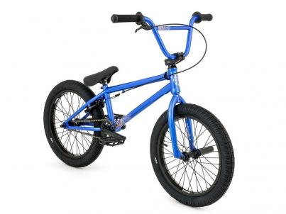 BMX Велосипед FlyBikes Nova 18 (2018) Blue, цвет Голубой