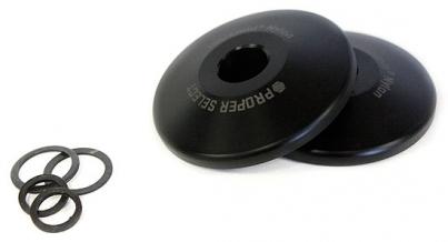 Хабгард Proper Universal передний, цвет Чёрный
